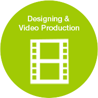 Designing & Video Production